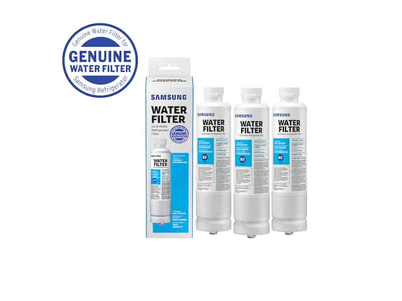 Haf Cin 3 Pack Refrigerator Water Filter
