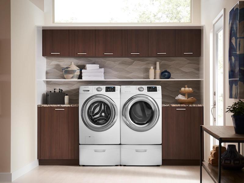 27 Quot Samsung Washer Amp Dryer Pedestal We357a0w Xaa Samsung Us