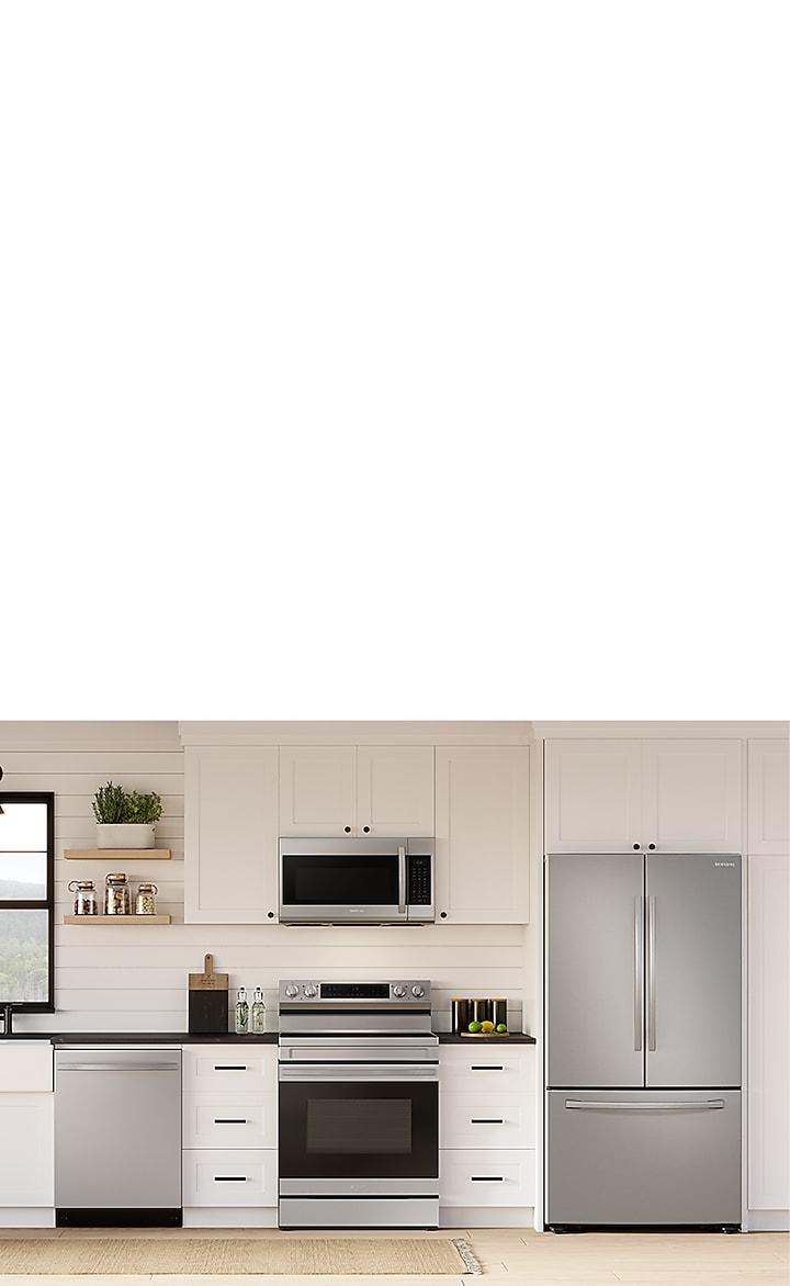 Samsung Kitchen Appliance Packages Samsung Us