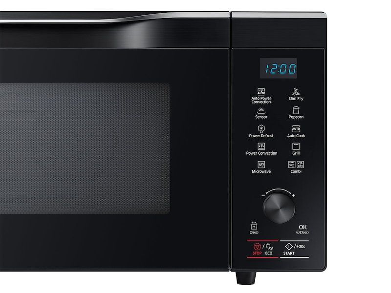 1 Cu Ft Countertop Microwave With Convection Microwaves Mc11k7035cg Aa Samsung Us