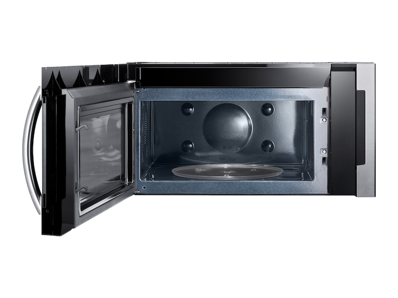 1 7 Cu Ft Over The Range Convection Microwave In
