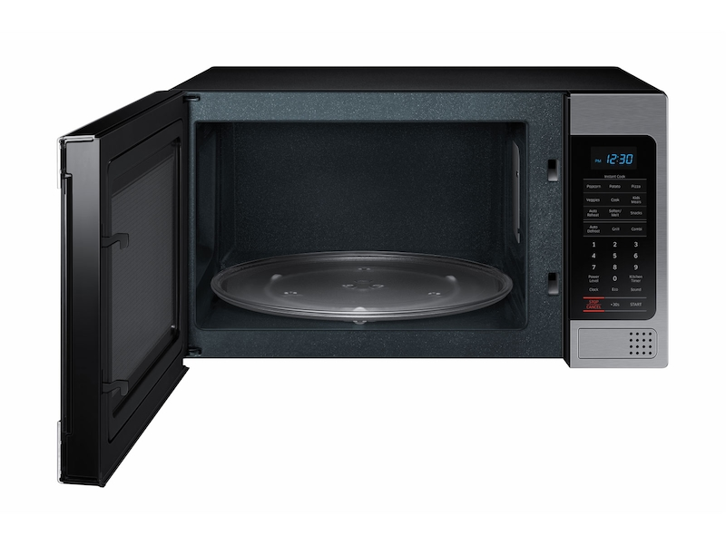 1 Cu Ft Countertop Microwave With Grilling Element Microwaves Mg11h2020ct Aa Samsung Us
