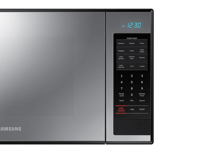 1 4 Cu Ft Countertop Microwave With Grill Microwaves Mg14h3020cm Aa Samsung Us
