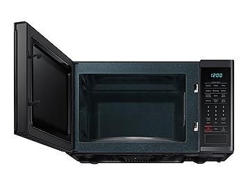 Countertop Microwave Black Stainless Steel