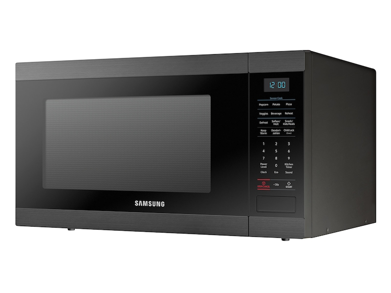 Countertop Microwave Microwaves Ms19m8000ag Aa Samsung Us