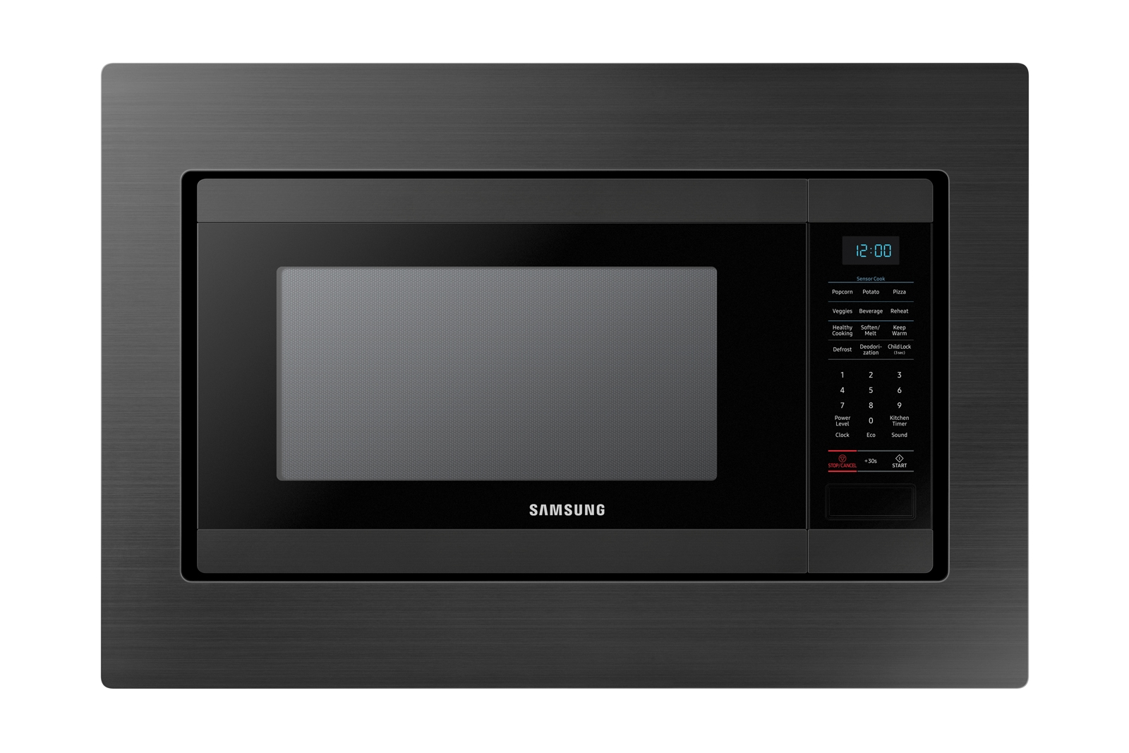 1 9 Cu Ft Countertop Microwave For