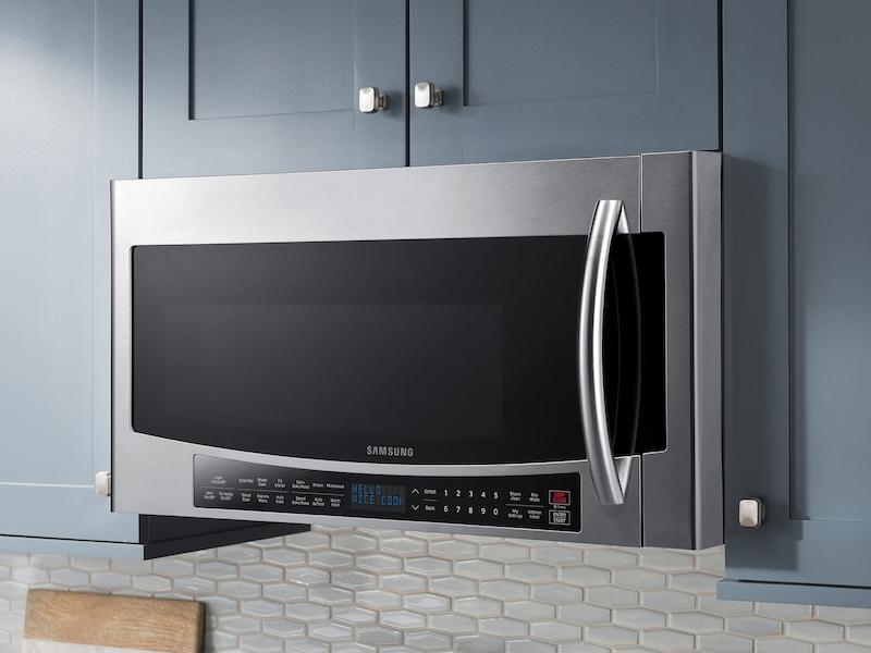 Over The Range Convection Microwave Microwaves Mc17j8000cs Aa Samsung Us