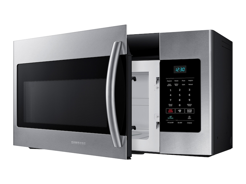 Over The Range Microwave Microwaves Me16h702ses Aa Samsung Us