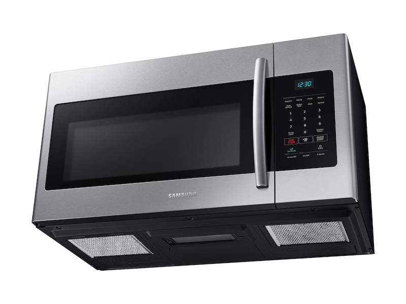 1 6 Cu Ft Over The Range Microwave In Fingerprint Resistant Stainless Steel