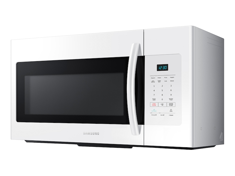 Model: ME16H702SEW   1.6 cu. ft. Over The Range Microwave