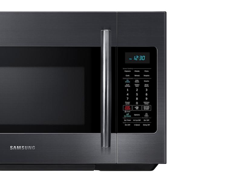 Samsung Microwave Over Range Installation Instructions