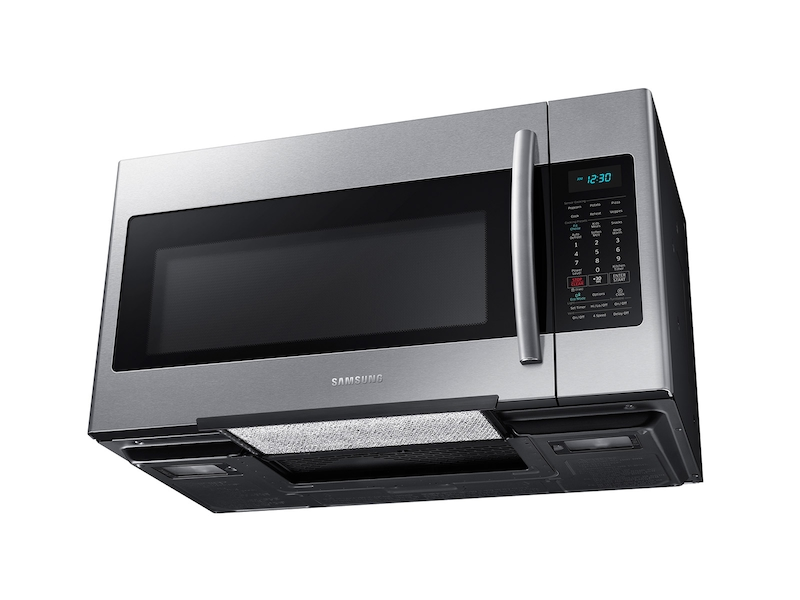 1 8 cu  ft  Over The Range Microwave with Sensor Cooking