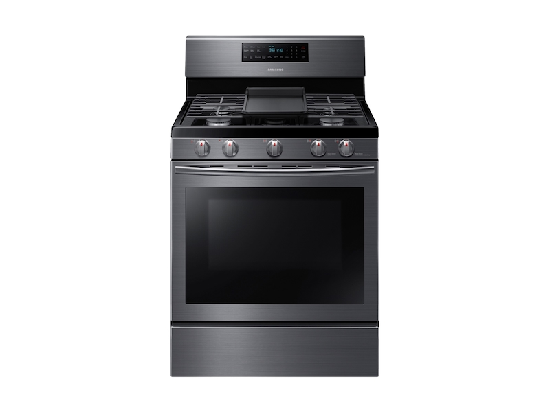 5 8 Cu Ft Freestanding Gas Range With