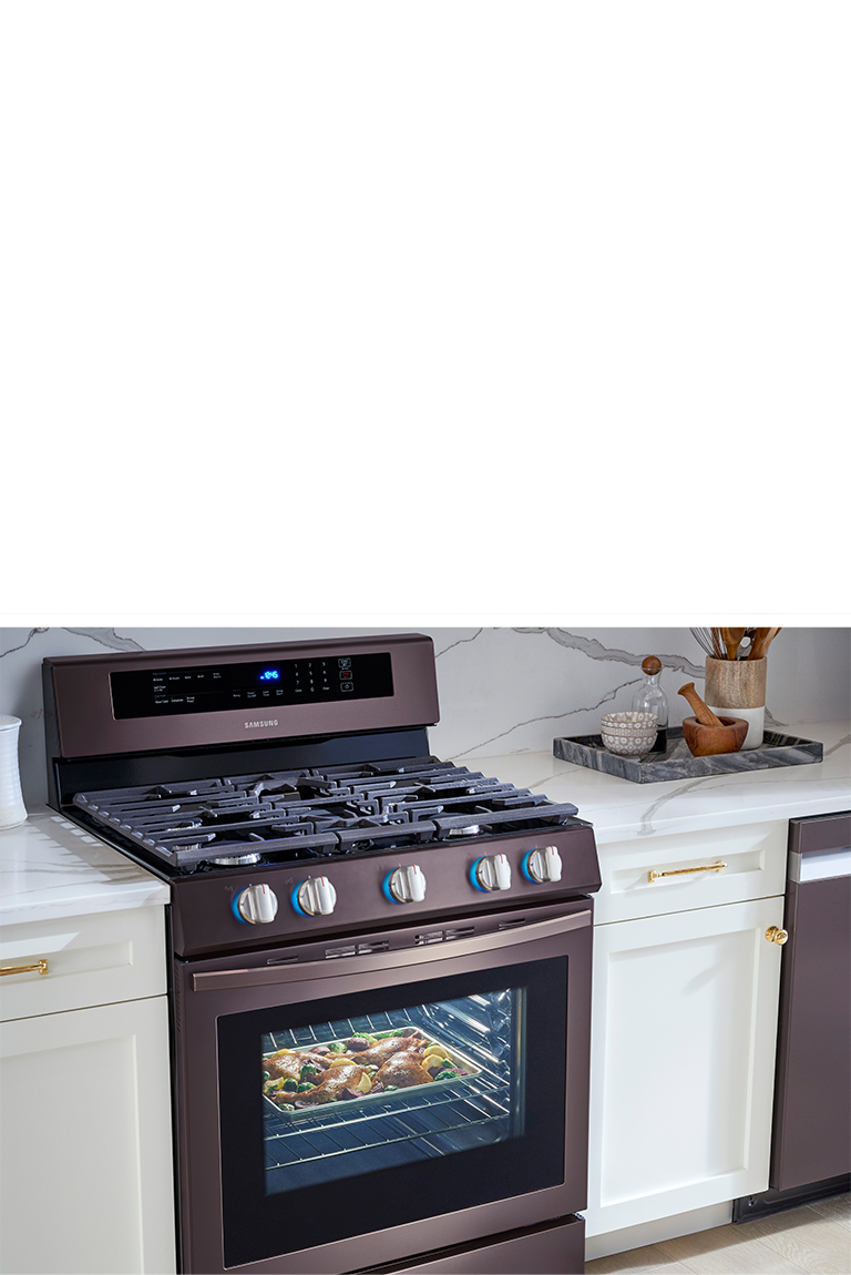 Smart Ranges Stoves