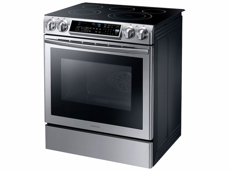 5.8 cu. ft. Slide-in Electric Range Ranges - NE58F9500SS/AA | Samsung Push On Electric Stove Wiring Diagram on electric stove wire size, electric range cord wiring diagram, electric stove with griddle, electric stove wiring size, electric dryer wiring, electric stove heat diffuser, electric stove outlet, electric ranges and ovens, electric range wiring size, electric range breaker wiring diagram, electric stove knobs, electric stove plug, electric stove schematic, electric stove wiring installation, electric stove wiring requirements,