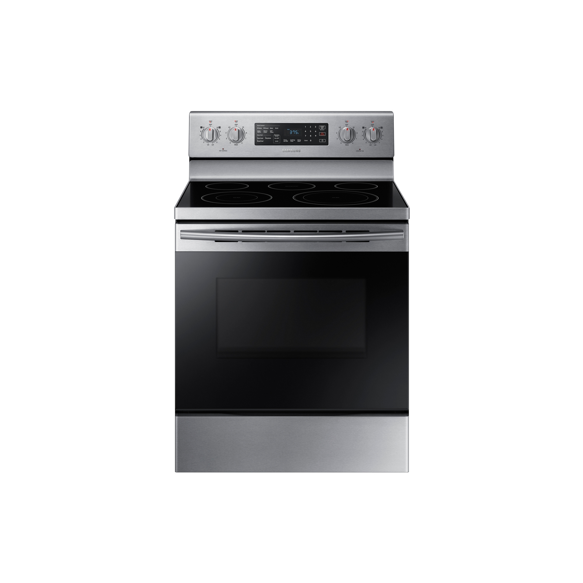 59 Cu Ft Freestanding Electric Range With Warming Center Ranges Wiring Outlet Ne59m4320ss Aa Samsung Us