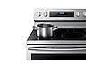 Thumbnail image of 5.9 cu. ft. Freestanding Electric Range with True Convection in Stainless Steel