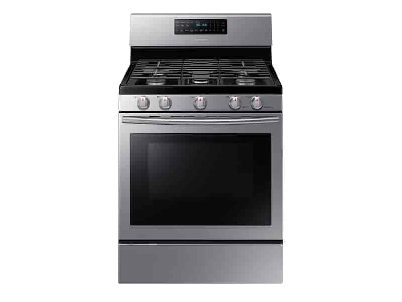 5 8 Cu Ft Gas Range With Convection