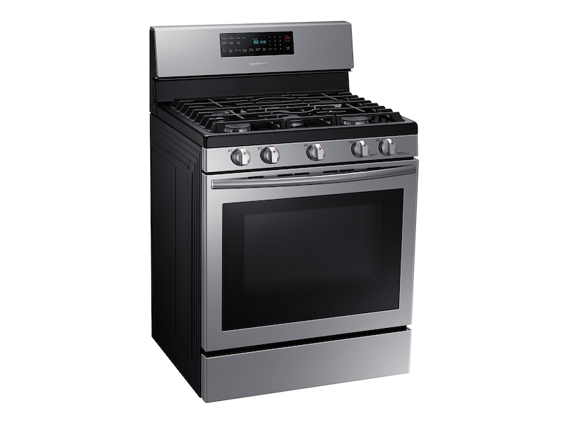 bb1985664a7 5.8 cu. ft. Gas Range with Convection Ranges - NX58H5600SS AA ...