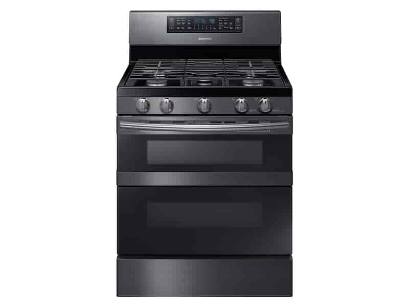 Freestanding Gas Range With 16k And 15k Btu Burners