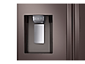 Thumbnail image of 23 cu. ft. Counter Depth 4-Door French Door Refrigerator with FlexZone™ Drawer in Tuscan Stainless Steel