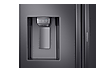 Thumbnail image of 28 cu. ft. Food Showcase 4-Door French Door Refrigerator in Black Stainless Steel