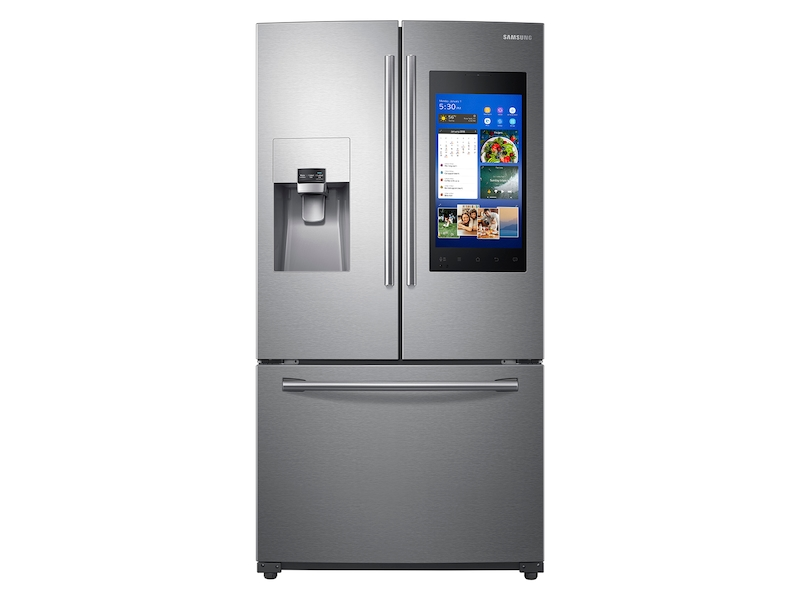 Beau Capacity 3  Door French Door Refrigerator With Family Hub™