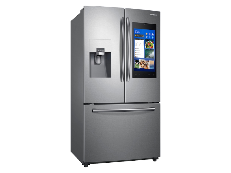 24 cu. ft. Capacity 3 -Door French Door Refrigerator with Family Hub™(2017)