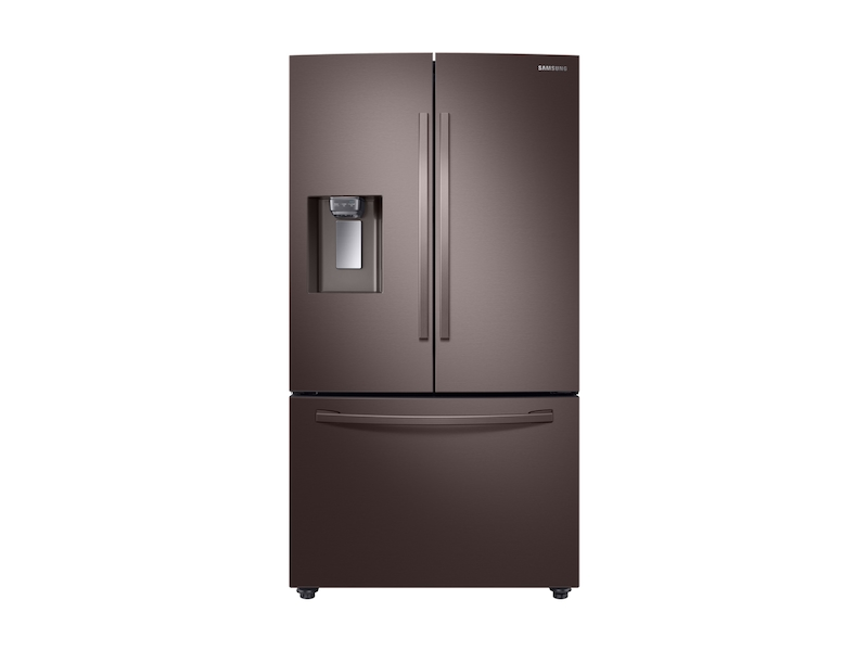 28 cu  ft  3-Door French Door, Full Depth Refrigerator with CoolSelect  Pantry™ in Tuscan Stainless Steel