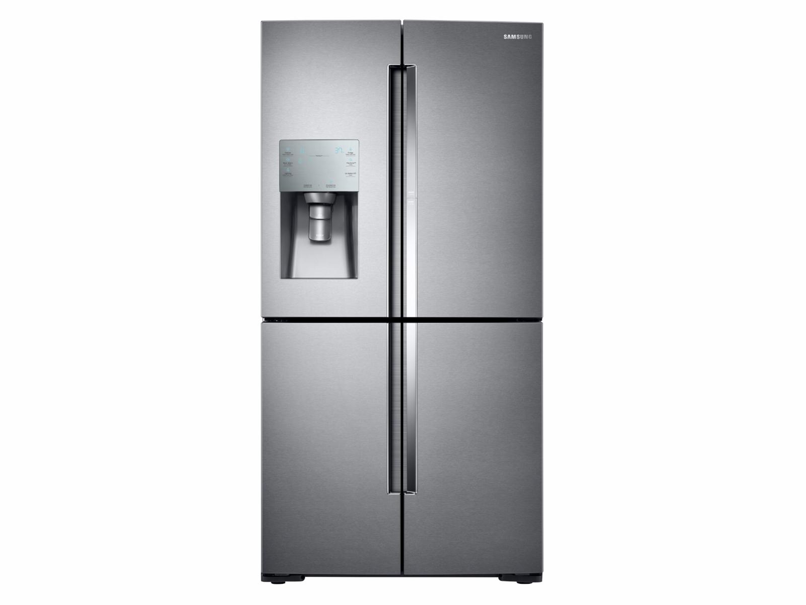 28 cu. ft. Food Showcase 4-Door Flex? Refrigerator with FlexZone? in Stainless Steel