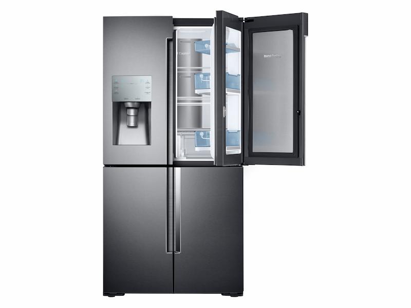 28 cu. ft. 4-Door Flex™ Food Showcase Refrigerator with FlexZone™