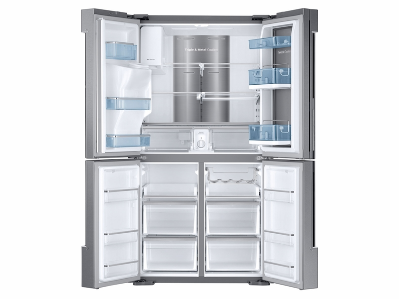 28 Cu Ft 4 Door Flex Food Showcase Refrigerator With
