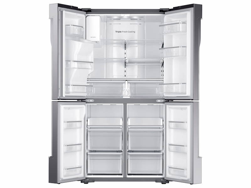 Model: RF23J9011SR | 23 cu. ft. Counter Depth 4-Door Flex™ Refrigerator with FlexZone™