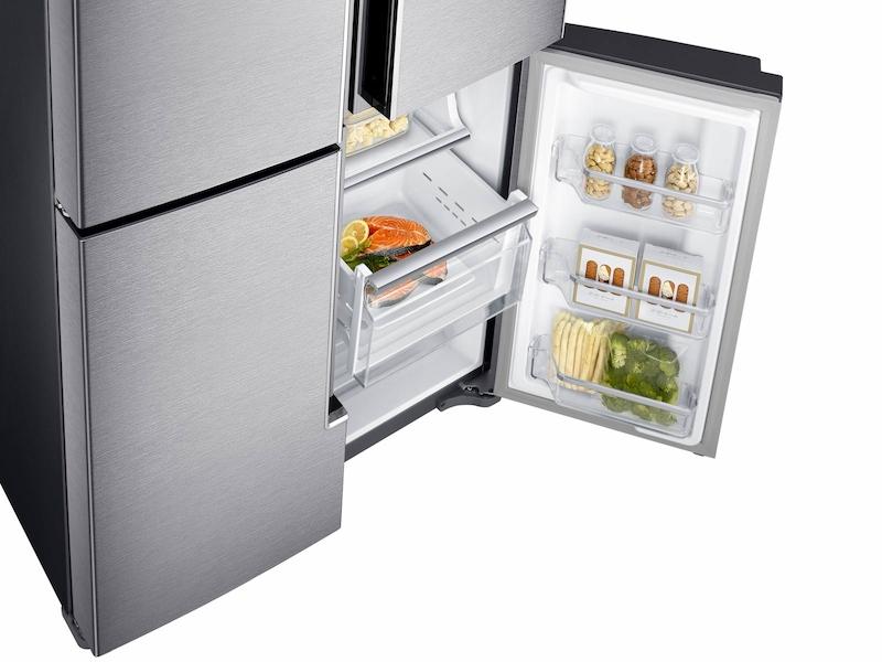 23 cu  ft  Counter Depth 4-Door Flex™ Refrigerator with FlexZone™