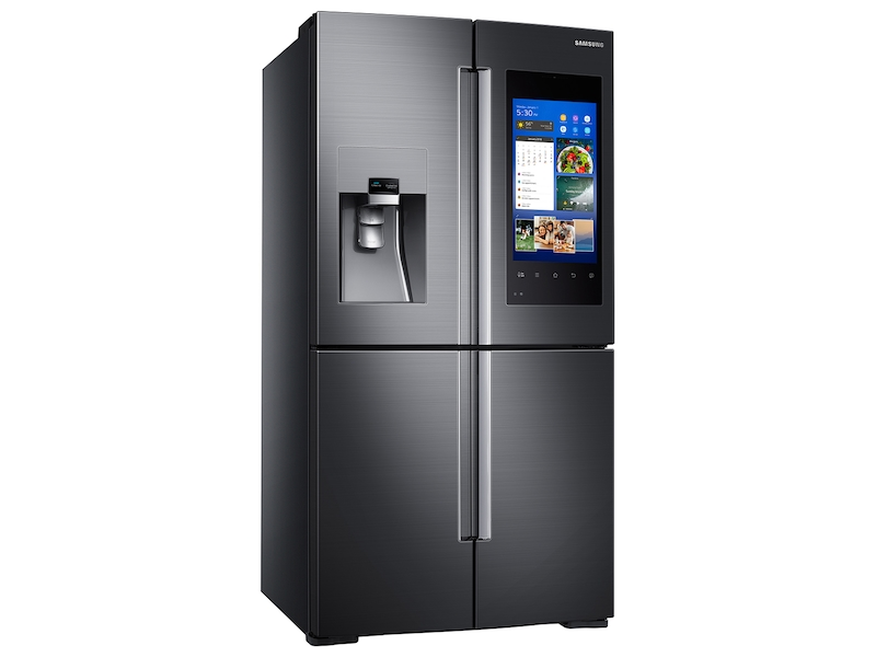 28 Cu Ft Capacity 4 Door Flex Refrigerator With Family