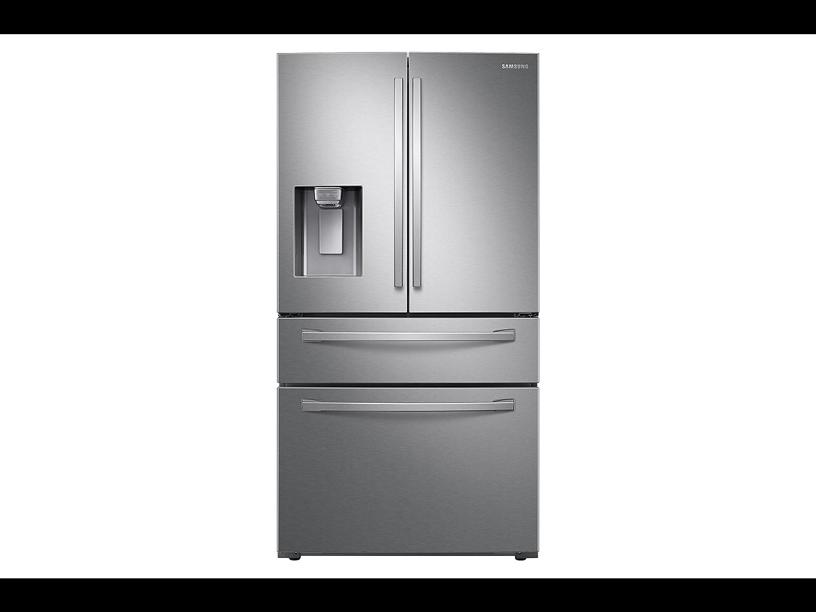 Samsung – 22.5 Cu. Ft. French Door Counter-Depth Refrigerator