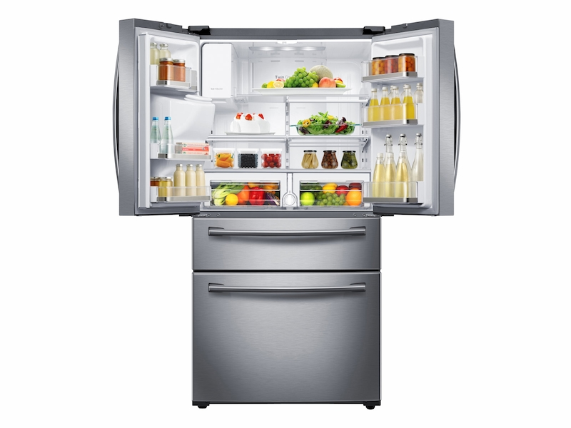 4 Door French Door Refrigerator
