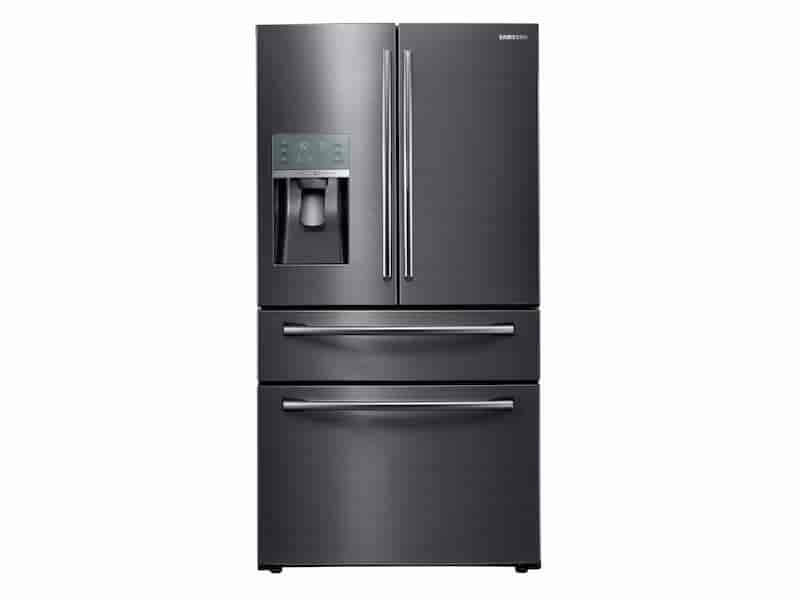 28 Cu Ft 4 Door French Food Showcase Refrigerator