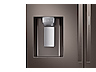 Thumbnail image of 28 cu. ft. 4-Door French Door Refrigerator with Food Showcase in Tuscan Stainless Steel
