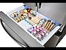 Thumbnail image of 28 cu. ft. Food Showcase 4-Door French Door Refrigerator in Stainless Steel