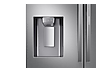 Thumbnail image of 28 cu. ft. 4-Door French Door Refrigerator with Food Showcase in Stainless Steel