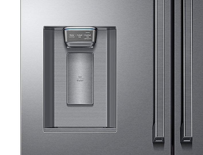 22 Cu Ft Capacity Counter Depth 4 Door French Door