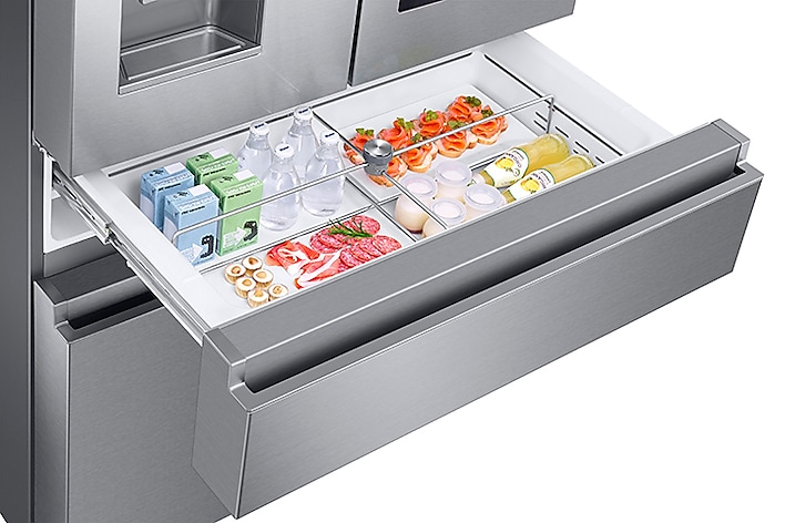 FlexZone™ drawer