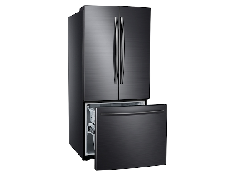 22 Cu Ft French Door Refrigerator Refrigerators