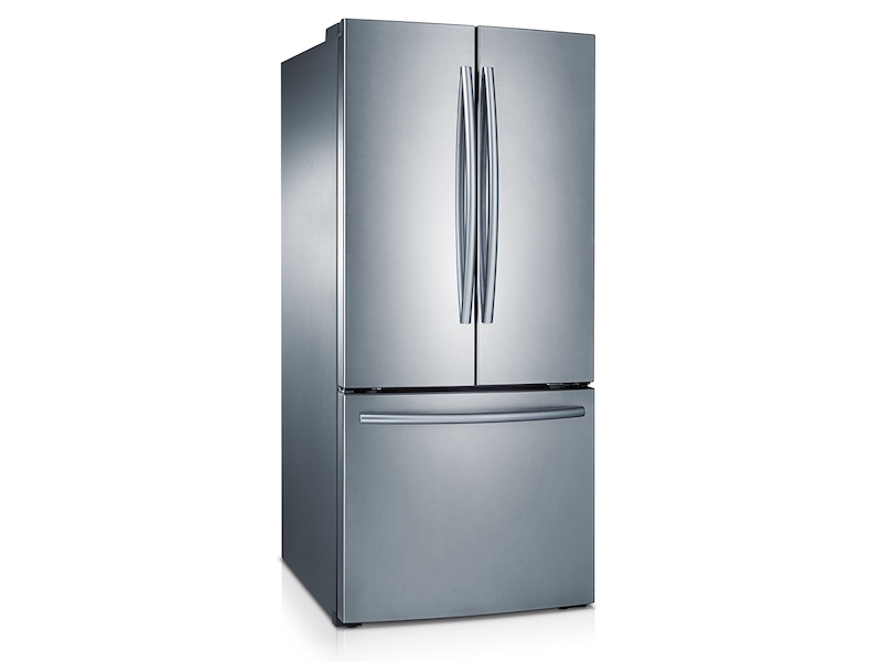 30 Inch Wide Refrigerator 22 Cu Ft In Stainless Steel Rf220nctasr Samsung Us
