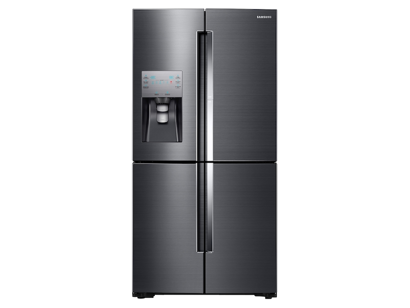 22 cu. ft. Counter Depth 4-Door Flex? Food Showcase Refrigerator with FlexZone?