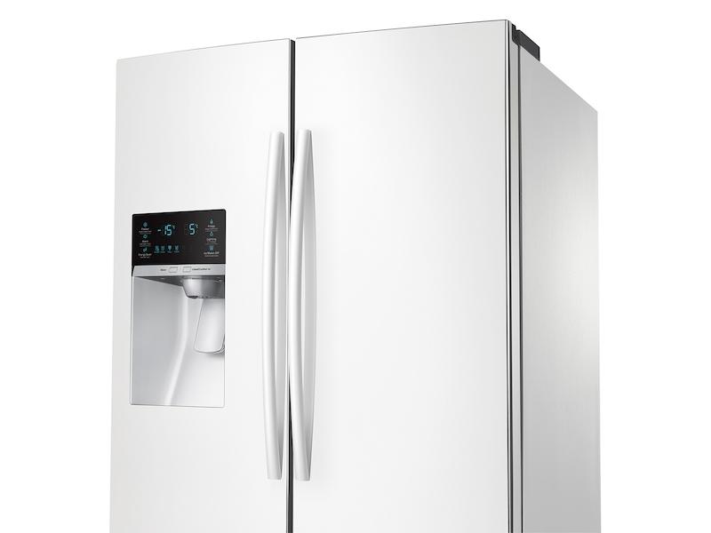 French Door Refrigerator Refrigerators Rf23hcedbww Aa Samsung Us