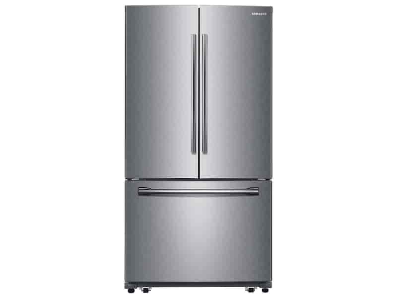 26 Cu Ft French Door With Filtered Ice Maker