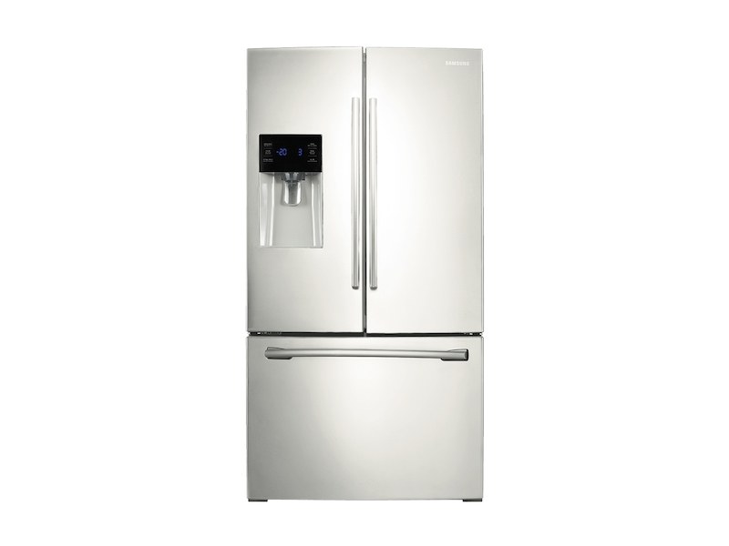25 Cu Ft French Door Refrigerator With External Water
