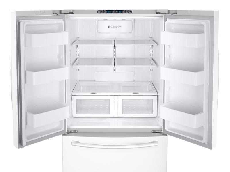 French Door Refrigerator With Twin Cooling Plus Refrigerators Rf26hfendww Aa Samsung Us